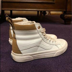 13426c179a7599 Vans Shoes - Women s SK8 Hi MTE Aimee Fuller vans